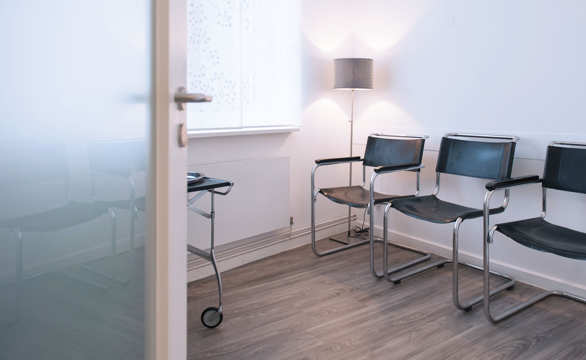 Zahnarzt Dr. Barbara Kammler-Wittig - Praxis Wartezimmer